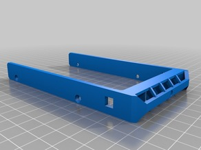 Dell R610/R710 SFF caddy, mesh fixed