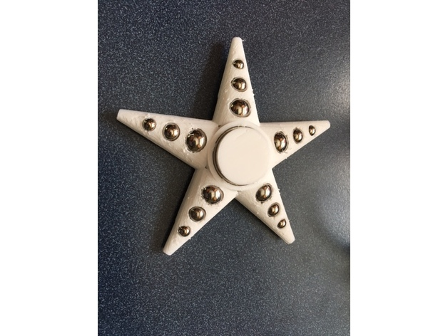 SeaStar Fid Spinner by manikin13 Thingiverse