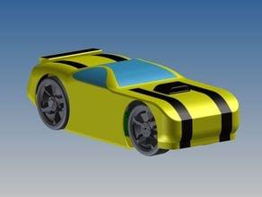Print a RC Car