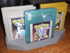 3-Cartridge Display for Gameboy and Gameboy Advance