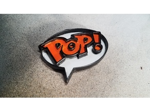 Pop! Vinyl Keychain