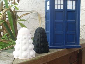 Dalek Salt & Pepper shakers