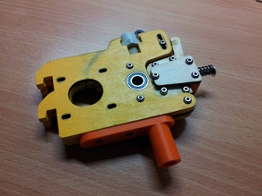 Bowden clamp