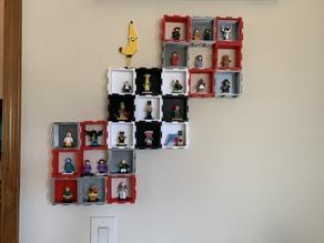 LEGO Minifig Modular Display Box