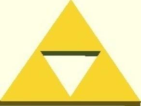 The Legend of Zelda - Triforce