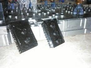 Mega Bloks/Lego Minifigure Stands