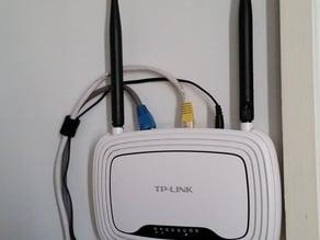 TP Link TL-WR841N Wall Holder