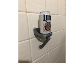 The Shower Beer Holder