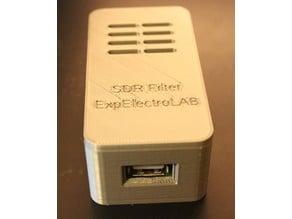 SDR USB Filter case