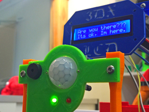 3DX PIR Motion Sensor Alarm