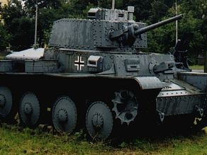 Panzer 38(t) improved