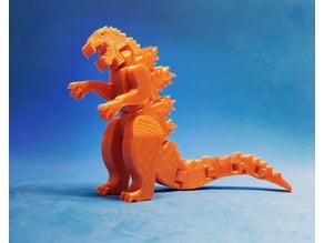 Flexi Godzilla