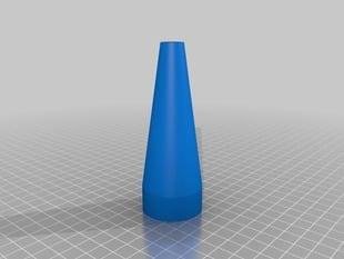 Flashlight cone (customizable)