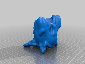 Experiment in sculptris