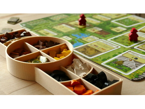 pawns box for Agricola