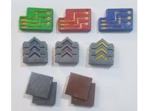 Factorio Fridge Magnets