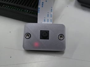Raspberry Pi Camera Rev 1.3 case