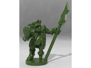Orc Spear Sergeant
