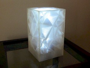 Crinkle Lamp