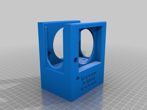 Filament Cooling Station - FCS