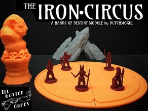 Hands of Destiny: The Iron Circus