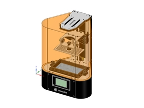 Creator3DR Resin 3D Printer