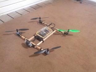 Raychaser's Quadrotor H-Frame