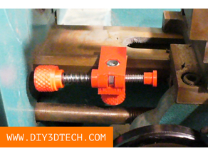 Chinese Mini-Lathe Carriage End-Stop!