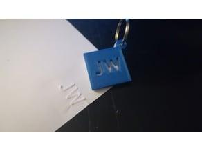 JW Key Holder