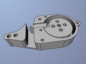 Lego NXT motor valve