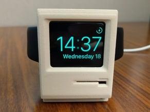 Apple Watch Charging Dock - Classic Mac