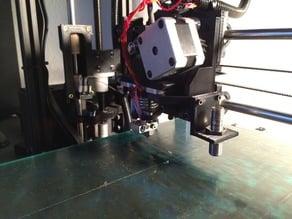 Proximity Sensor Holder for Lulzbot Taz - Auto Bed Leveling