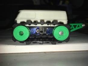 Tiny Trak SG90 Servo wobble eliminator