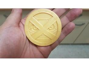 Metagross Shiny Medal