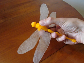 Articulated Dragonfly