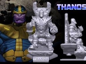 Thanos Figurine