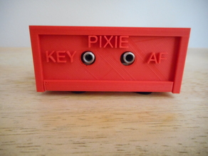Pixie Transceiver Case