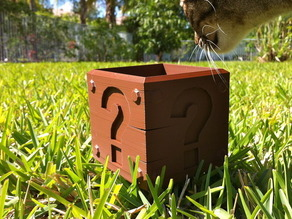 Question Block #Planter #Games