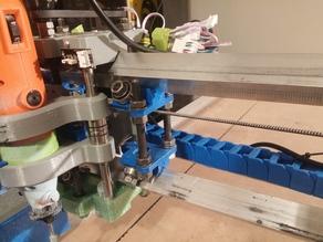 bearing add-on x gantry root2cnc