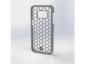 Samsung Galaxy S7 Hex Case