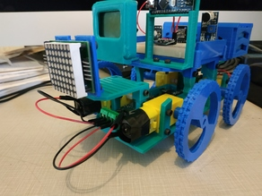 CodeRcar by Bot-In-a-Box - A Linux-powered Robotic Car Toy