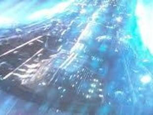 Destiny Ship from stargate universe