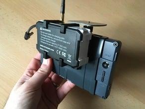 Fat Shark Transformer Battery Adapter for Standalone Screen Use