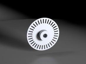 Parametric rotary encoder