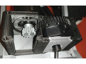 Adapter to fit NiKO2On's printed HSP 02024 gear into dlb5's MTC Diff