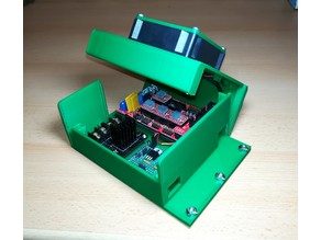 Ramps Enclosure for AM8 (Vslot)