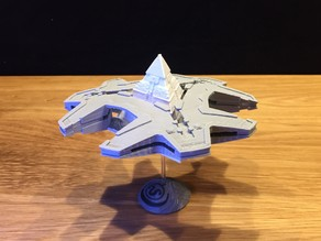 Stargate Goa'uld Hatak - Sliced