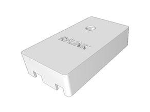"Remix of RFLink Arduino Mega Enclosure with ""RFLink"" marking"