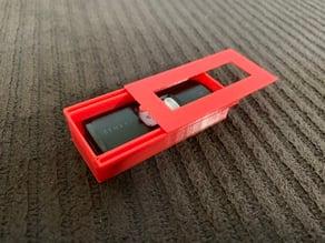 USB Box V2 with Slide and Locking Mechanism