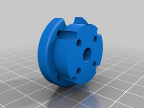 16x16 to 25x25mm motor mount adapter